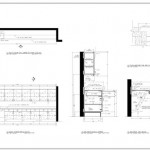 CAD CON_sample casework shop drawing